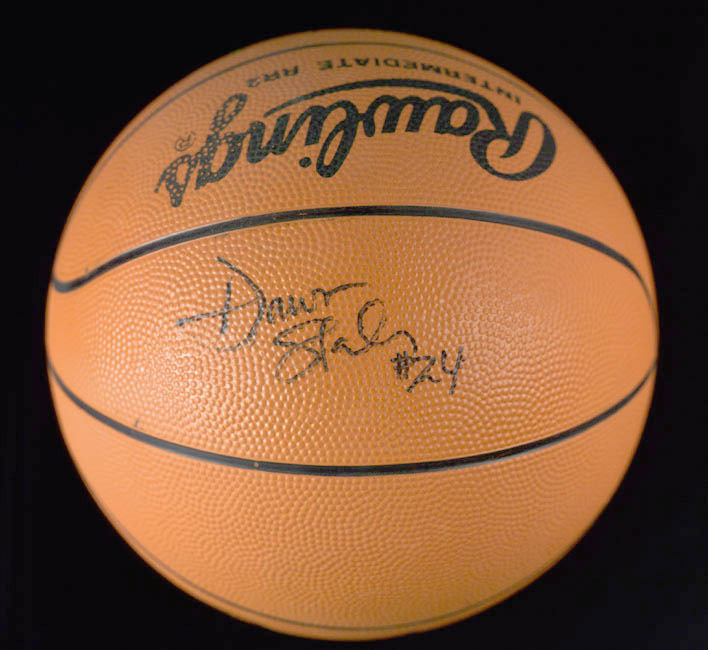 Autographed Basketball