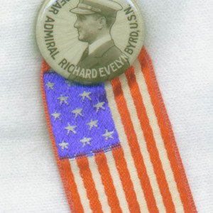 Richard E. Byrd pin