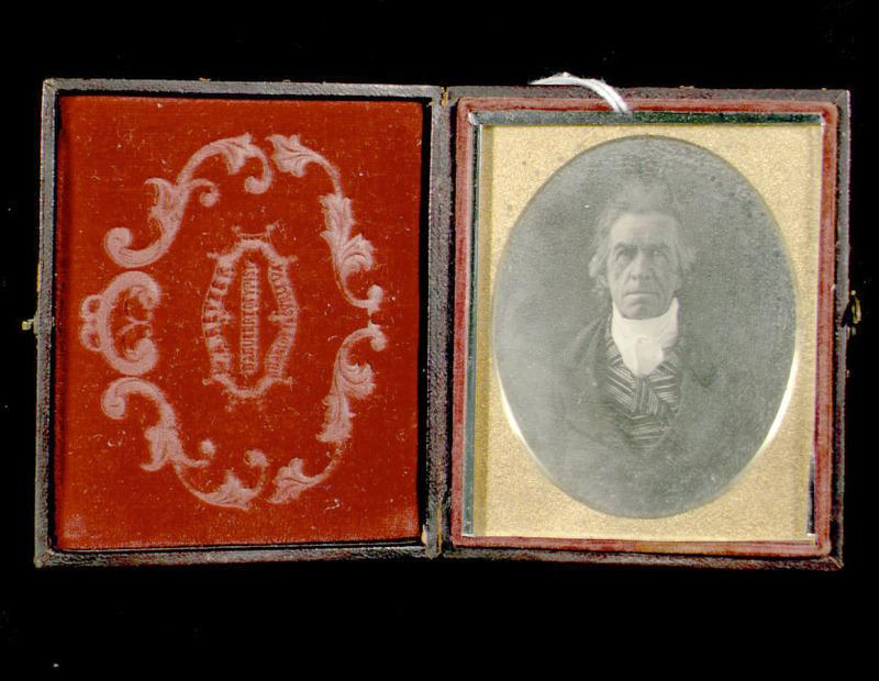 Daguerreotype of John Hartwell Cocke