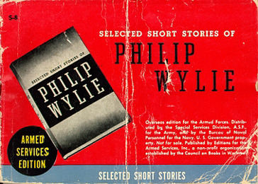Philip Wylie. Selected Short Stories of Philip Wylie. Copy 2