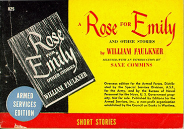 William Faulkner, A Rose for Emily and Other Stories