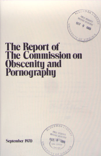 Obscenity Report