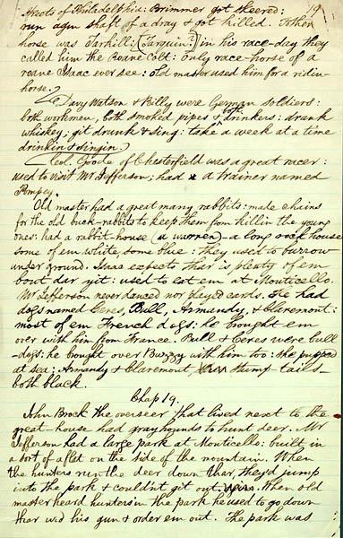 Isaac Jefferson. Life of Isaac Jefferson of Petersburg, Virginia, Blacksmith