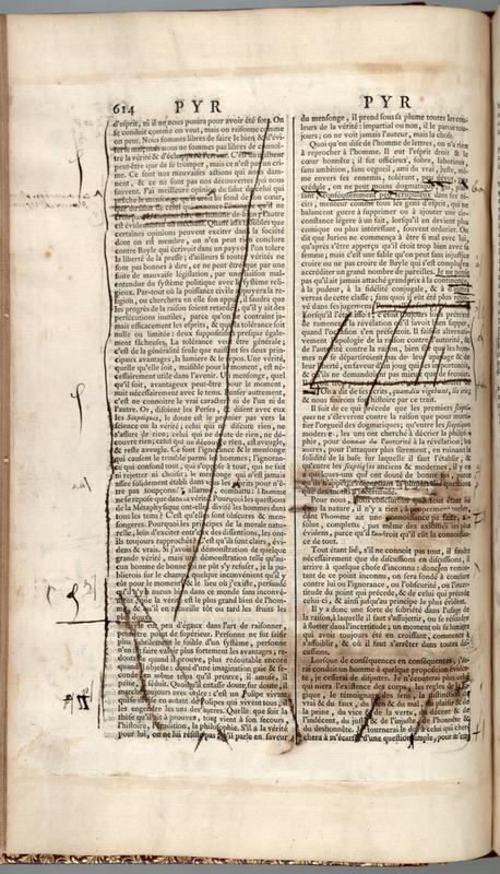 Encyclopédie; ou Dictionnaire raisonné des sciences...