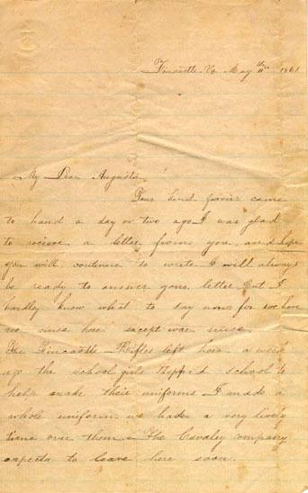 Adana Bocock Letter