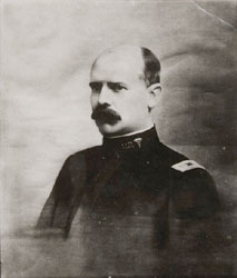 Photograph of Lt. Col. Jefferson Randolph Kean.