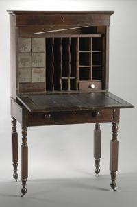 Poe's Desk