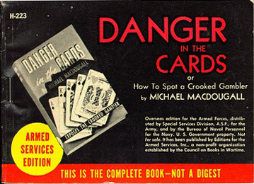 Michael MacDougall, Danger in the Cards
