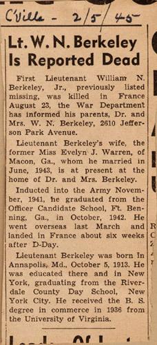 February of 1945