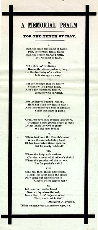 """""""Memorial Psalm"""", 1878"""