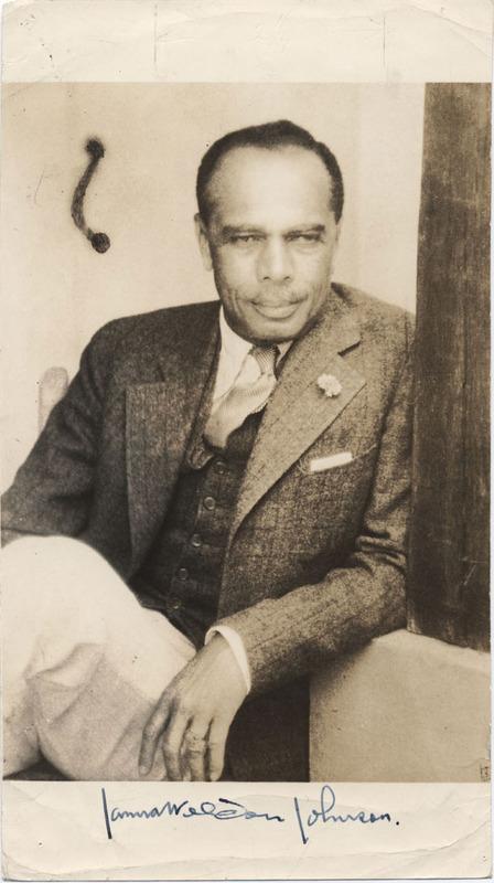 JW Johnson photograph