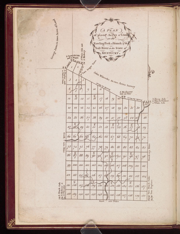 Society for the Sale of Lands in America, Plan of a Society for which a subscription is opened, 1794.