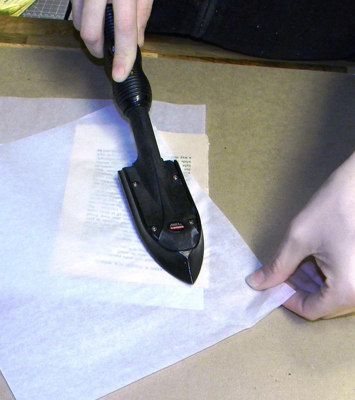 Tacking Iron