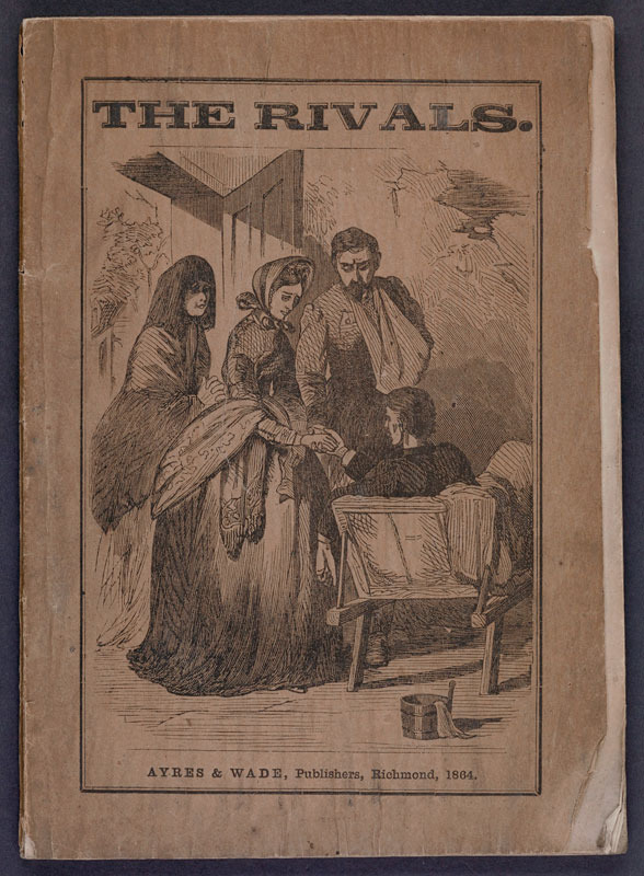 M. J. Haw, The rivals: a Chickahominy story. Richmond, Va.: Ayres & Wade, 1864.