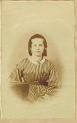 Hawxhurst letter, 1865