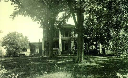 """Green Forest,"" Rockbridge County, Virginia. Photograph, n.d."