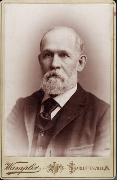 Photograph of William E. Peters. No date.