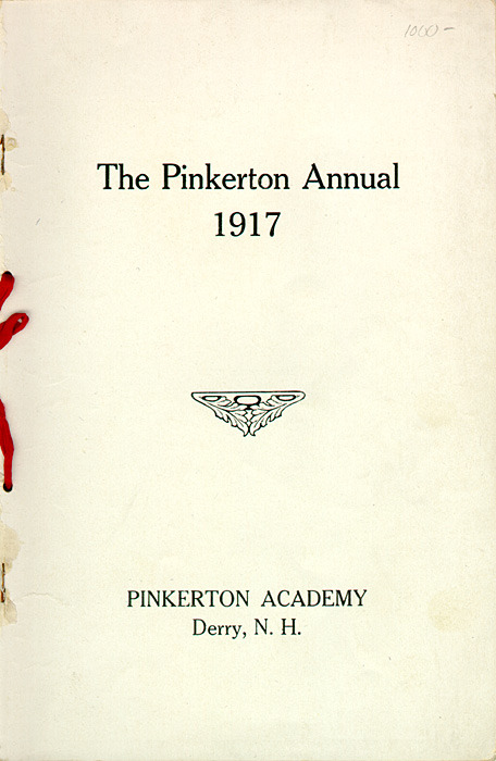 Pinkerton Academy, Derry, New Hampshire