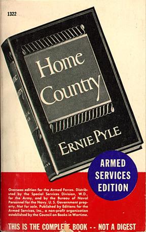 Ernie Pyle. Home Country