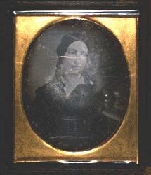Marianna Saunders Prentis, Daguerreotype