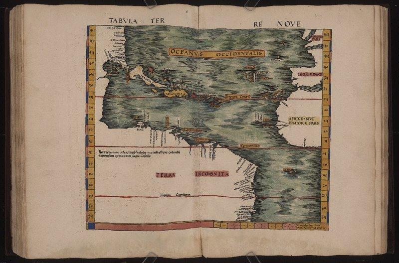 Ptolemy, Geographie ..., 1513.