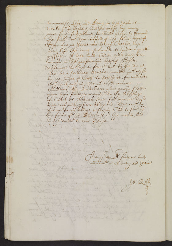 """John Rolfe, """"A true relation of the state of Virginia … in May last 1616."""""""