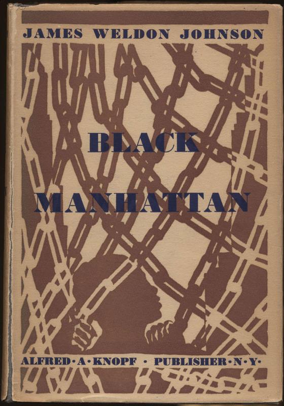 Black Manhattan, JW Johnson