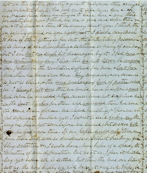 Papers of the Wallace Family, #2689