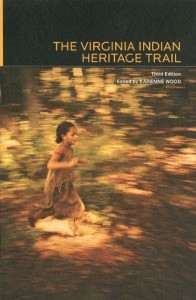 Virginia Indian Trail Guide Front Page