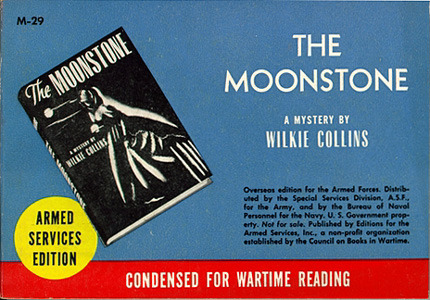 Wilkie Collins. The Moonstone