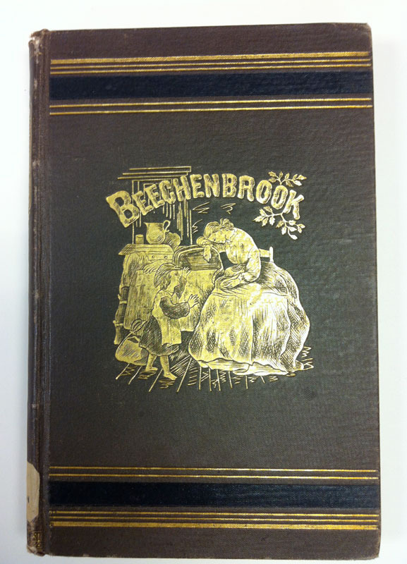 Margaret Junkin Preston, Beechenbrook: a rhyme of the war. Baltimore: John B. Piet, [1866]