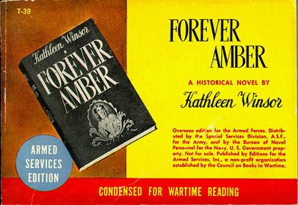 Kathleen Winsor. Forever Amber