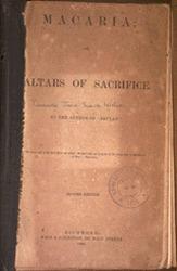 Macaria; Evans, Augusta J.