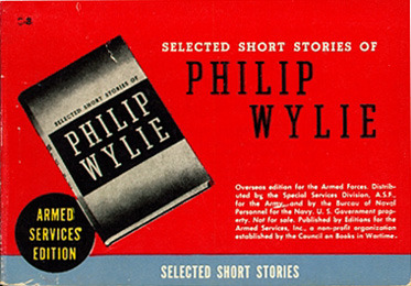 Philip Wylie. Selected Short Stories of Philip Wylie. Copy 1