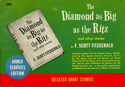 F. Scott Fitzgerald, The Diamond As Big As the Ritz and Other Stories