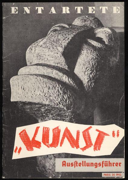 """Entartete """"Kunst"""""""