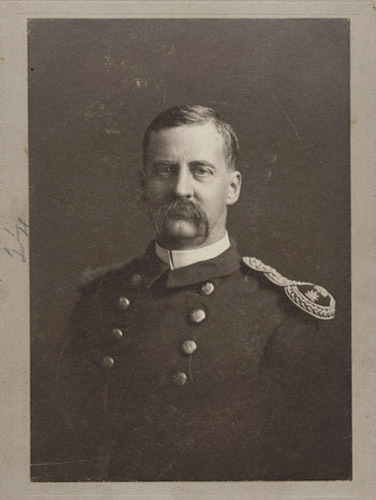 Photograph of Dr. Henry Rose Carter.