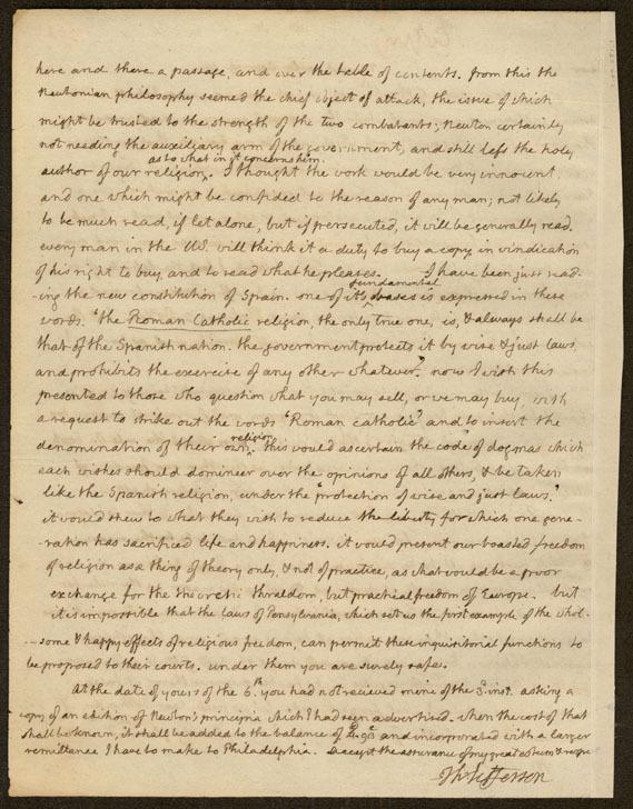 Jefferson Letter page2