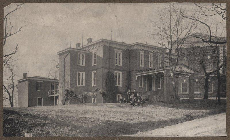 Photograph of Varsity Hall