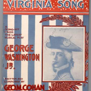 """Ethel Levey's Virginia Song"""