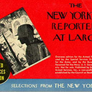 The New Yorker Reporter at Large