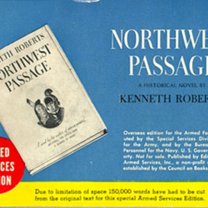 Kenneth Roberts, Northwest Passage&lt;br /&gt;<br />