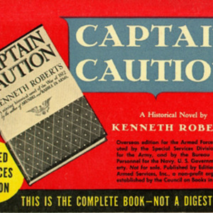 Kenneth Roberts. Captain Caution