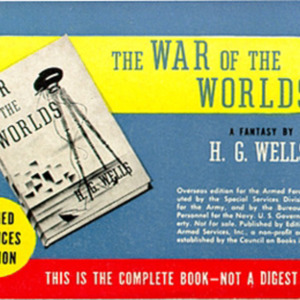 H. G. Wells. The War of the Worlds