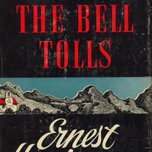 Ernest Hemingway. For Whom the Bell Tolls. Scribner's