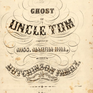 The Ghost of Uncle Tom