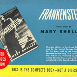 Mary Shelley. Frankenstein