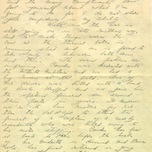 McConnell letters. May 6, 1916, p.1