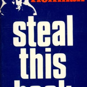 Abbie Hoffman. Steal this Book.