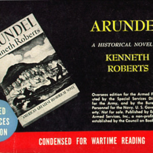 Kenneth Roberts. Arundel